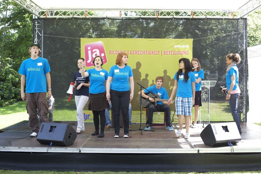 Landesjugendring - Sommerfest 2011