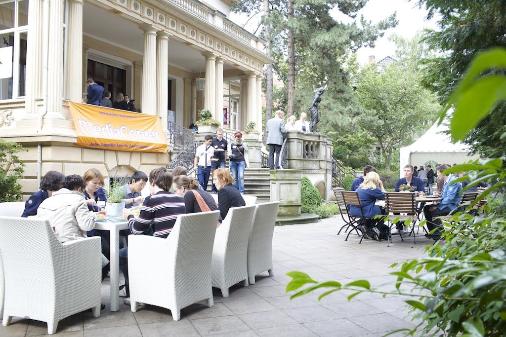 Landesjugendring Niedersachsen - Sommerfest - 24.06.2011 - Gaestehaus der Staatskanzlei Niedersachsen